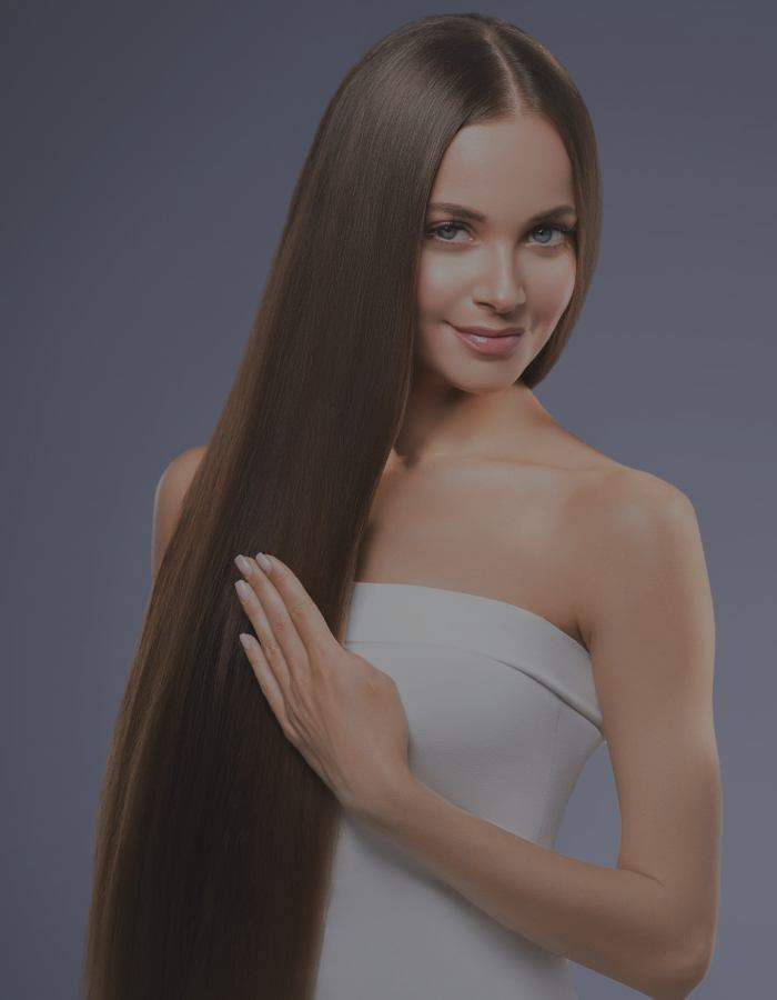 Flat Weft extensions